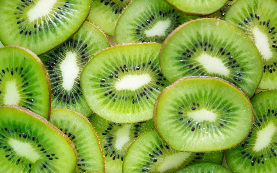 The Goodness of Green Kiwifruit Puree