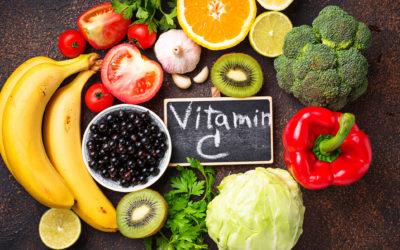 Vitamin C shows merit in battling complications of COVID-19
