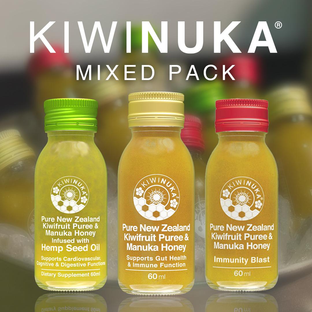 KiwiNuka - Mixed pack